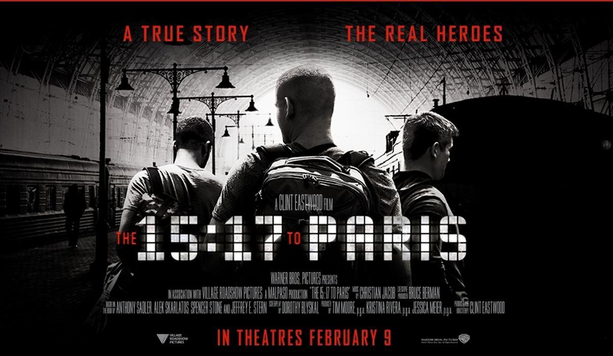 15時17分、パリ行き 評価と感想